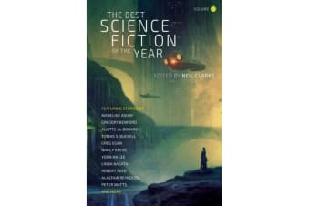 The Best Science Fiction of the Year - Volume Three