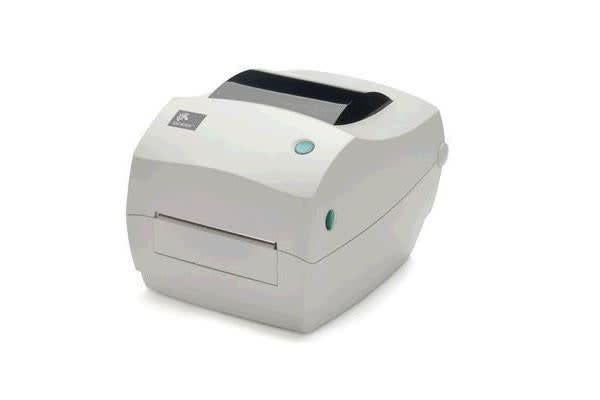 Zebra GC420t Direct Thermal/Thermal Transfer Printer PAR SER USB Monochrome - Desktop - Label Print