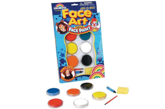 Colorific Deluxe Face Paint Kit