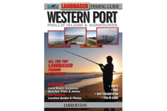 Landbased Fishing Guide To Western Port