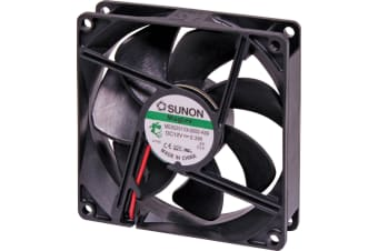 Sunon 92mm 240VAC Maglev Bearing Cooling Fan - 2900 RPM Speed