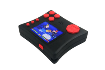 Select Mall Portable Compact 48-in-1 Mini 1.77inch Handheld Game Console Classic Retro Multiple Games Do Not Repeat