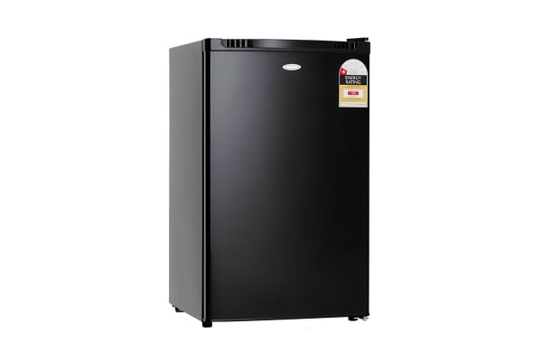 Heller 116L Bar Fridge - Black (BFH116B)
