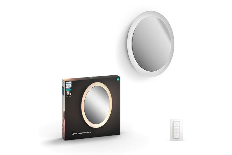 Philips Hue Adore Wall Lamp Round