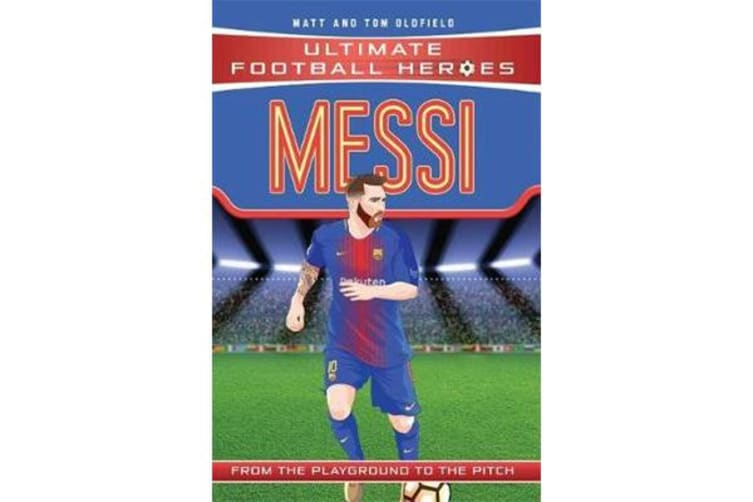 Messi (Ultimate Football Heroes) - Collect Them All!