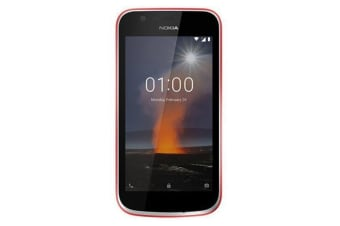 Nokia 1 TA-1047 (8GB, Red)