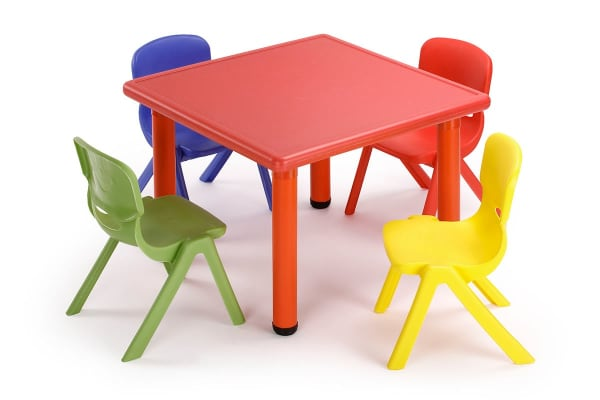 kids plastic table chair set kogan com 11114 | bndlbbtbchp 1