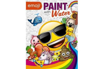 emoji - Paint With Water