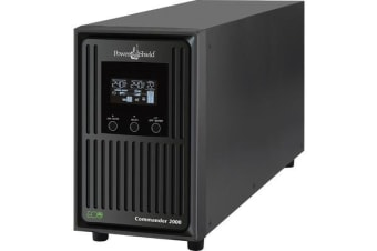 PowerShield Commander 1100VA Line Interactive UPS - 990W