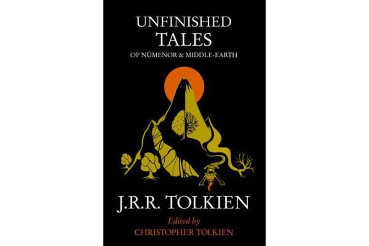 Unfinished Tales - Of Numenor And Middle Earth