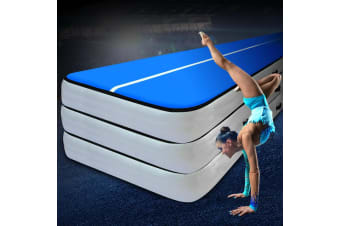 Everfit 6M Airtrack Inflatable Air Track Tumbling Floor Mat Home Gymnastics Gym