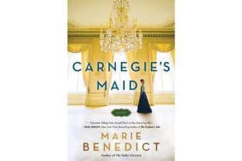 Carnegie's Maid - A Novel!