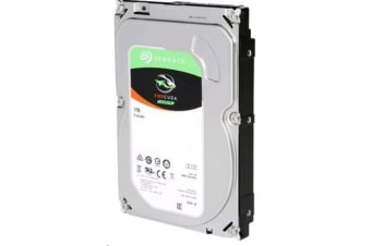 "Seagate FireCuda, 1TB 3.5"" Desktop Solid State Hybrid Drives ( SSHD ) 8G NAND Flash 64MB Cache"