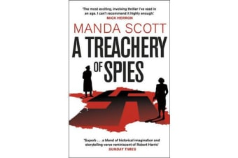 A Treachery of Spies - The Sunday Times Thriller of the Month