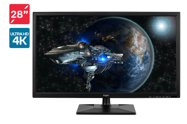 "Kogan 28"" 4K LED Monitor (Ultra HD)"