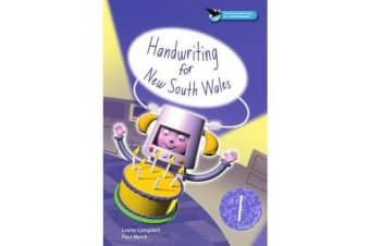 Oxford Handwriting for New South Wales Revised Edition Year 1
