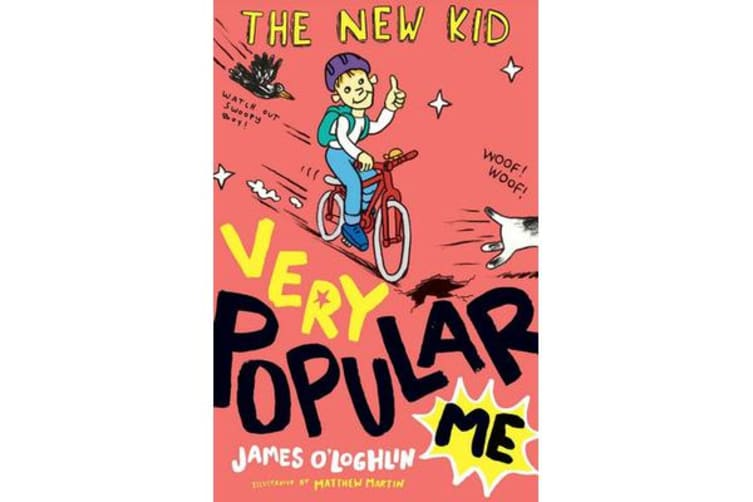 The New Kid - Very Popular Me