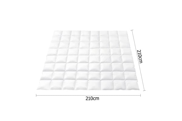 Duck Feather Down Quilt (Queen)
