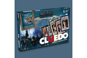 Harry Potter Cluedo Mystery Game | A Magical Take on the Classic!