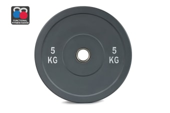 Fortis Bumper Weight Plate (5KG)