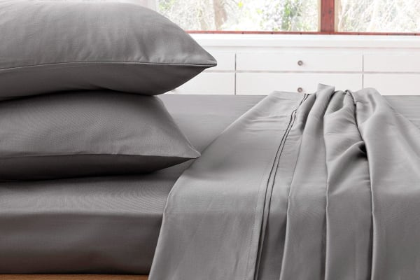 Ardor 1000TC Luxury Sheet Set (Queen/Charcoal)