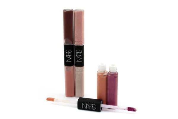NARS Three Piece Duo Lip Gloss Set (3pcs)