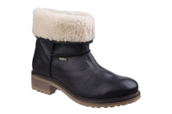 Cotswold Womens/Ladies Bampton Waterproof Boots (Black) (7 UK)