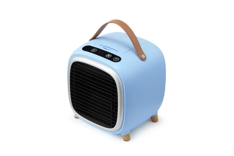 Kogan Mini Evaporative Air Cooler (Blue, 400ml)