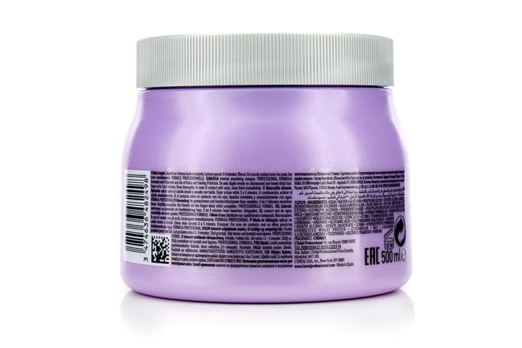 L'Oreal Professionnel Serie Expert - Liss Unlimited Prokeratin Intense Smoothing Masque 500ml