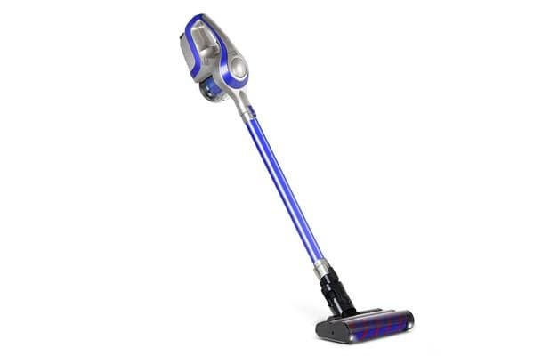 Devanti Cordless 150W Handstick Vacuum Cleaner (Purple/Grey)