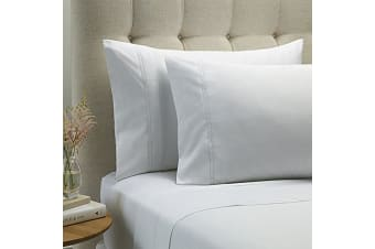 Style & Co 1000TC Super Soft Egyptian Cotton Essex Sheet Set King - Vanilla