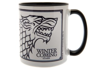 Game Of Thrones Stark Mug (Multicoloured) (315ml)