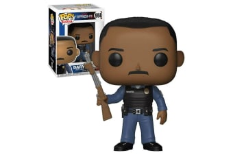 Bright Daryl Ward (with chase) Pop! Vinyl