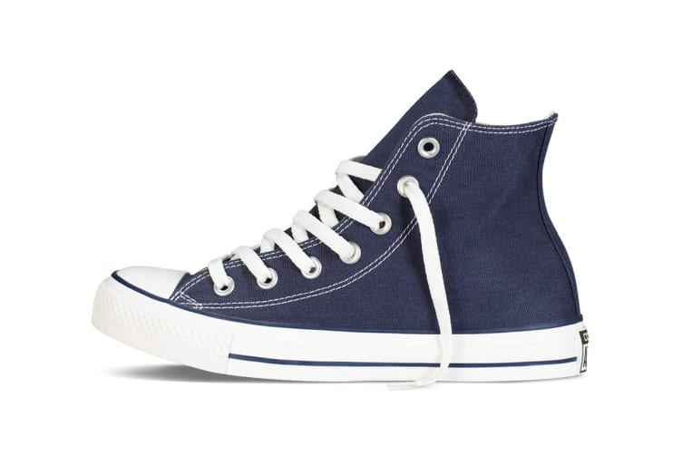 Converse Chuck Taylor All Star Hi (Navy, US Mens 9.5 / US Womens 11.5)
