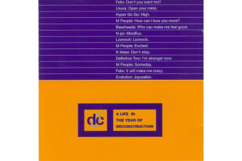 Various – A Life In The Year Of Deconstruction PRE-OWNED CD: DISC EXCELLENT