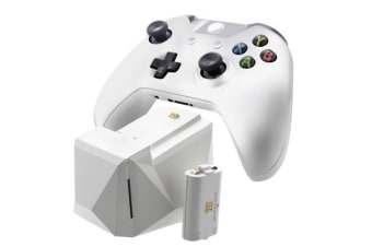 Nyko Charge Block Solo for Xbox One S - White