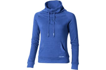 Slazenger Racket Ladies Sweater (Heather Blue) (M)