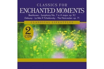 Classics for Exchanted Moments BRAND NEW SEALED MUSIC ALBUM CD - AU STOCK