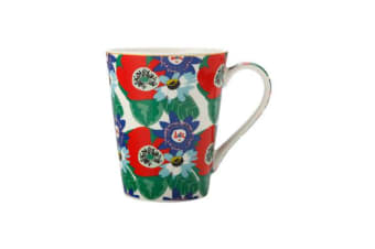 Maxwell & Williams Teas & C's Glastonbury Mug 360ml Passion Vine White