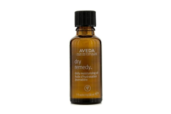 Aveda Dry Remedy Daily Moisturizing Oil - For Dry, Brittle Hair and Ends (Unboxed) (30ml/1oz)
