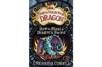 How to Train Your Dragon: How to Steal a Dragon's Sword - Book 9