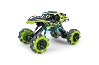 Rusco Racing Sidewinder Rock Crawler 1:12 RC Car in Green