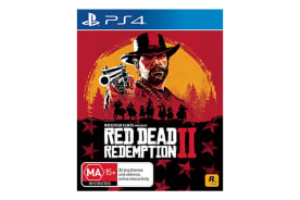 PS4 Playstation 4 Red Dead Redemption 2