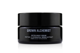Grown Alchemist Detox Night Cream - Peptide-3  Echinacea & Reishi Extract 40ml/1.35oz
