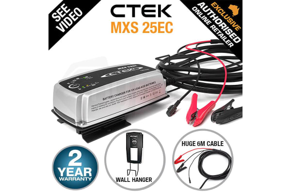 CTEK 12V 25Amp MXS 25EC Battery Charger