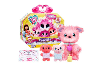 Scruff A Luvs Rescue Pet Family Pack - Series 3