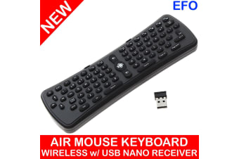 2.4Ghz Air Mouse Wireless Keyboard Imove Google Android Tv Box Fly Win Mac Linux