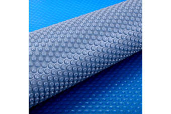 9.5M x 5M Rectangular Blue Solar Pool Cover 500 Micron