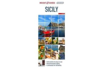 Insight Guides Flexi Map Sicily
