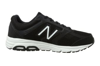 New Balance Men's 460 - 2E Running Shoe (Black/White)